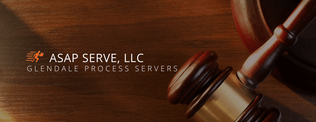 Read more about our Glendale AZ process server service areas