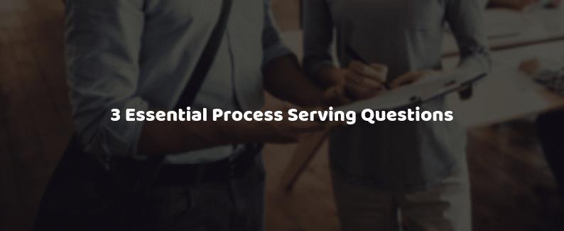 Process Server